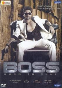 Boss:Born To Rule DVD