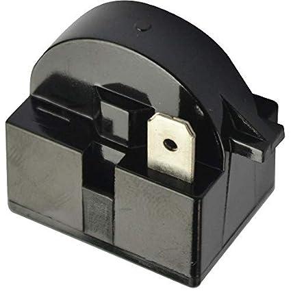 flypig nueva QP2 - 4.7 relé de arranque Nevera PTC Ohm 1 Pin para ...
