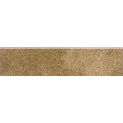 Marazzi Stone Age Bullnose Tile, 3 x 12, Mammoth