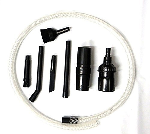 Quilt In A Day Mini Micro Vacuum Kit - 8 pieces fits all vacuums