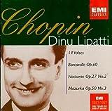 Chopin: 14 Valses / Barcarolle Op. 60 / Nocturne Op. 27, No. 2 / Mazurka Op. 50, No. 3