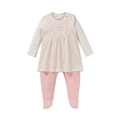 Bornino Ensemble 2 pièces robe-grenouillère et T-shirt bébé ensemble bébé a6b477949c1
