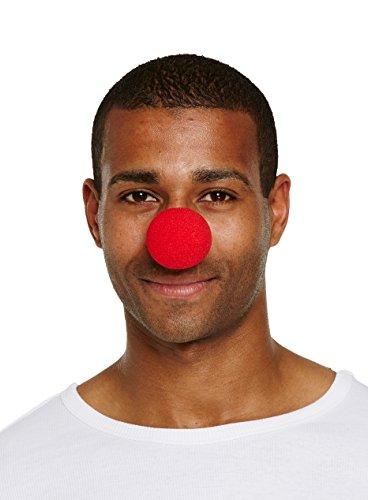 Clown Foam - Foam Clown Nose Costume Accessory