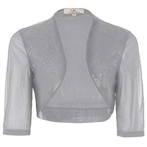 Lace Bolero Jacket - 3