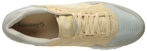 Saucony Originals Herren Shadow 5000 Fashion Sneaker Hell Tan / Grau