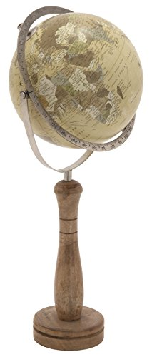 world globes on a stand - 5