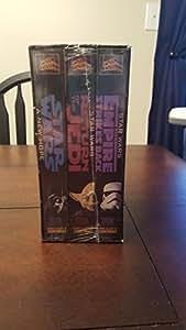 original version star wars trilogy vhs box set 1995 carrie fisher harrison ford. Black Bedroom Furniture Sets. Home Design Ideas