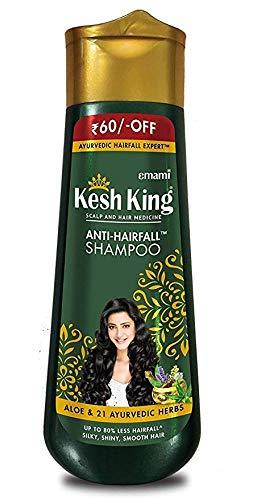 Kesh King Scalp and Hair Medicine Anti-Hairfall Shampoo, 600 ml