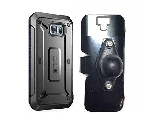 - SlipGrip RAM Holder For Samsung Galaxy S6 Active Using SupCase Unicorn Beetle Pro Case