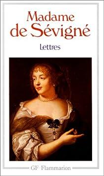 Lettres par marquise de Sévigné