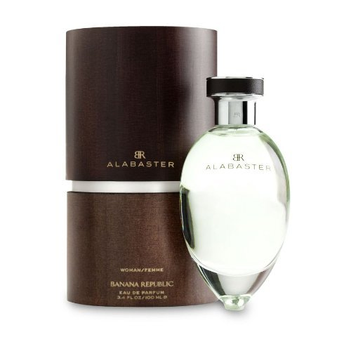 Banana Republic Alabaster by Banana Republic For Women. Eau De Parfum Spray 3.4-Ounces by Banana ()