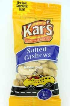 Kars Salted Cashews (Pack Of 100)