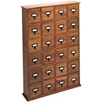 Library Style CD Storage Cabinet (Discontinued by Manufacturer)