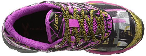 Glow M Kid 2 ASICS Gold Triathlon Big Little Gel 10 Pink Kid GR Little Shoe Kid Noosa US Gold GS Tri Ribbon wOwzUqT