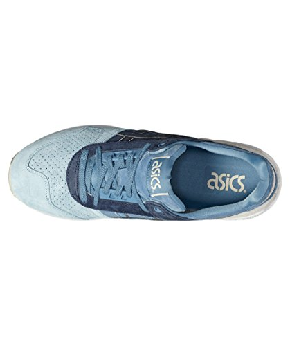 Platinum Respector Collection Sneakers Blue Grey Asics Unisex Taupe Gel SAw5E4