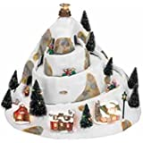 Mr. Christmas Animated Musical Winter Wonderland Holiday Hill Decoration #36641