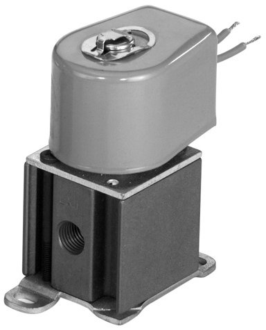 ASCO Power Technologies 8340G1 8340 Series: Direct Acting 4-Way Air-Only Solenoid Valves (1/4'' NPT) by ASCO Power Technologies