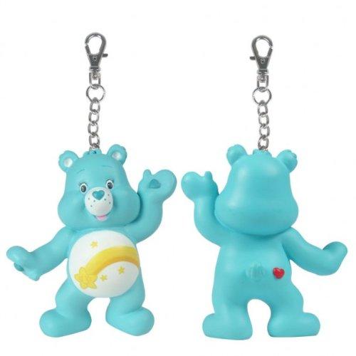 Care Bears Figure: Share A Bear Series 2 - Blue Wish Bear says Hi Clip