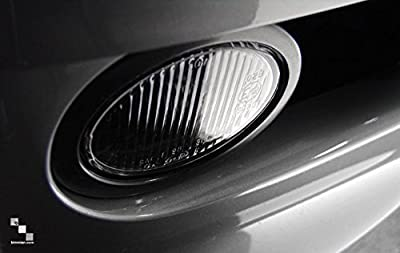 Bimmian LPF460HCH Lens Protecting Film Set For BMW E46 Coupe & Convertible 2000-2003 Plus All M3 2001-2006 Headlight Cover