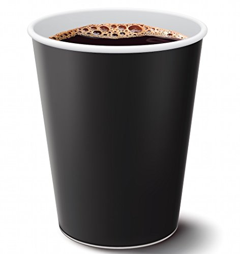 ounces Black Disposable Double Coffee product image