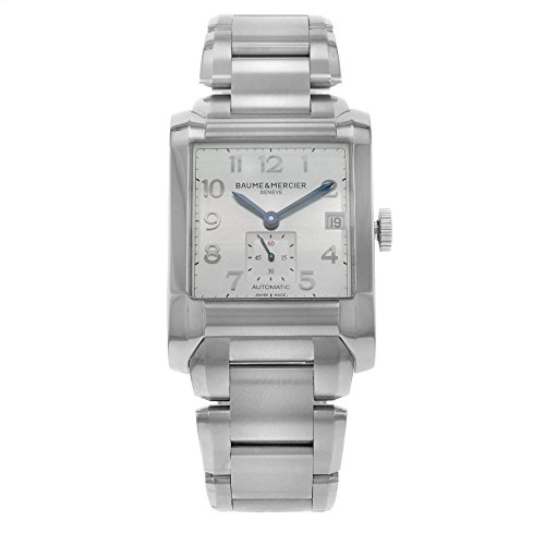 Baume & Mercier Hampton Men's Automatic Watch - Bracelet Crystal Et Mercier Baume