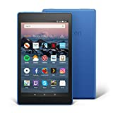 "All-New Fire HD 8 Tablet | 8"" HD Display, 16 GB, Marine Blue"