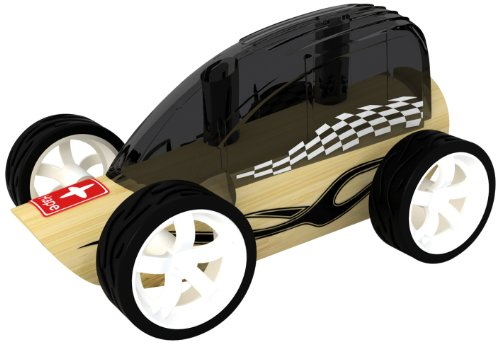 Hape Bamboo Collection - Hape Low Rider Kid's Bamboo Toy Car