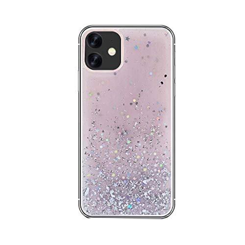 Liquid Silicone Case Compatible with iPhone 11 6.1 inch(2019), Gel Rubber Full Body Protection Shockproof Cover Case Drop Protection Case (Best Cell Phone Coverage In My Area 2019)