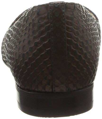 Noir Gino Femme Clarks black Ballerines Snake Dawn wBI88qzd