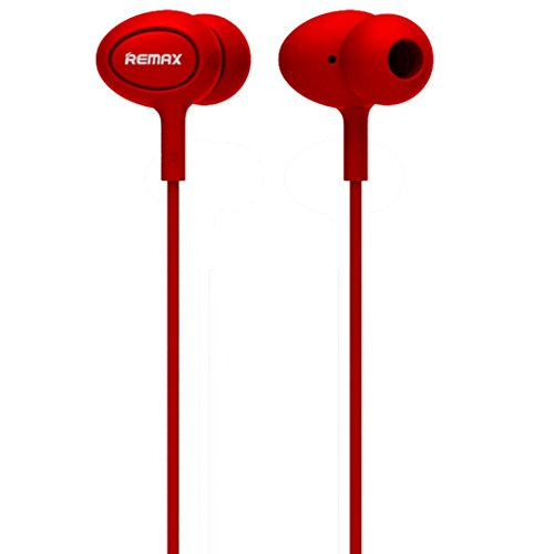 Iusun Popular Remax Rm-515 Universal In-Ear Candy Headphone Headset Earphone With Microphone - Sunglasses Rm
