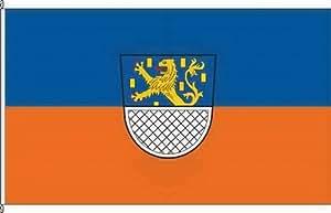 Bandera de la bandera de Nassau MW–60x 90cm