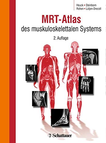 MRT-Atlas des muskuloskelettalen Systems