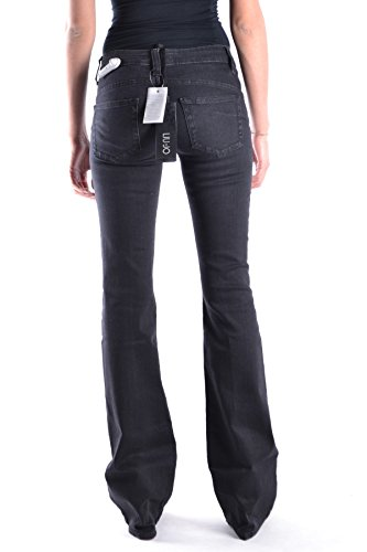 Coton Noir Liu Femme Jeans MCBI191406O Jo C0qaT