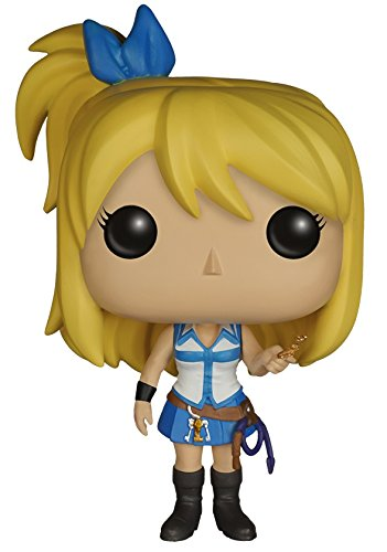 Funko-POP-Anime-Fairy-Tail-Lucy-Action-Figure