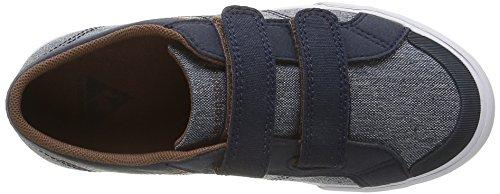 Le Coq Sportif Unisex-Kinder Saint Gaetan PS Craft Sneakers Blau (Dress BlueDress Blue)