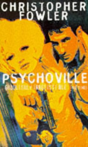 book cover of Psychoville