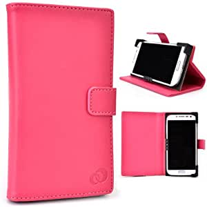 Asus PadFone mini Phone Case with Stand Magenta
