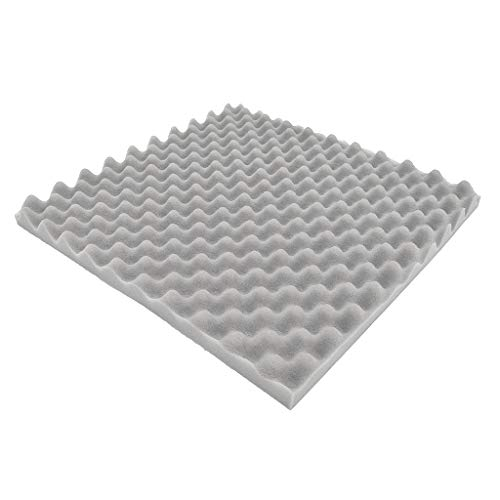Fine Acoustic Absorption Panel, Acoustic Panels Studio Foam, Soundproofing Panel Sound Stop Absorption Corner Wall in Studios or Home Theater KTV Soundproof (Gary)