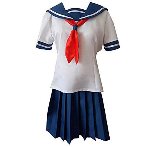 Sim Halloween Costumes (Anime Ayano Aishi Cosplay Women School Uniform Custom Made)