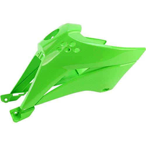 (UFO Plastics Radiator Covers - Green , Color: Green KA04716-026)