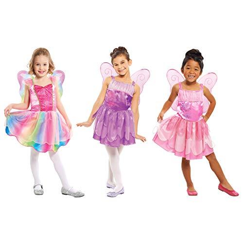 Fairytale Dress Up - Sweet Fairytales 3 Fairy Dresses,