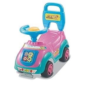 Toyshine Rainbow Rider Ride-on Toy...