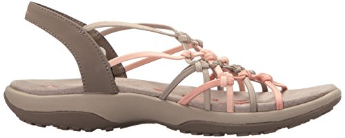 Mujer Coral Slim Me Reggae Skechers Taupe Forget Topo para Skechers40828 Knot n4FqWc