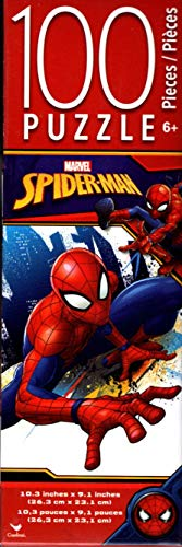 Marvel Spider - Man - 100 Piece Jigsaw Puzzle - v1