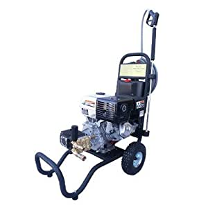 Cam Spray 3000 PSI Cold Water Gas Pressure Washer with 11 HP Honda Engine