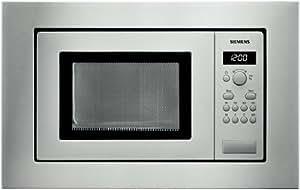 Siemens HF15M562, 1270 W, 230 V, 50/60 Hz, Blanco, 453 x 320 x 280 mm, 16000 g, 290 x 274 x 194 mm - Microondas