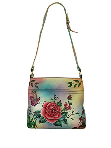 PUNANI® Mujer Disenador Cuero Bolso de Mano *UNICO - SPECIAL HAWAII COLLECTION* - ONE ALII -