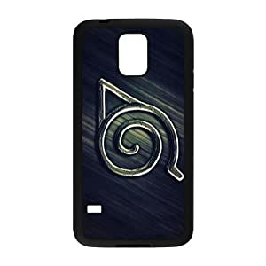 Customized Anime Leaf Symbol Diy Design For Samsung Galaxy S5 Hard Back Cover Case 277