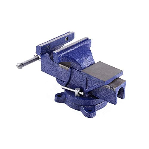 Ants-Store - 5 inch/6Kg Machinist Vise Industrial Metalworking Heavy Duty Engineer Vice Holder Tool Jaw Work Bench Table Cast ()