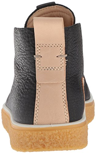 Bootie Muted ECCO 50263 Ankle Powder Crepetray Clay Women's Boot Black EnqCqarx
